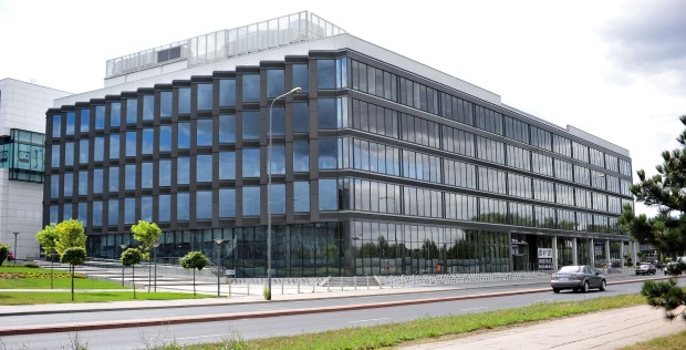 Malta House, office Building, Poznan